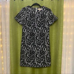 Michael Kors Paisley Lace Dress